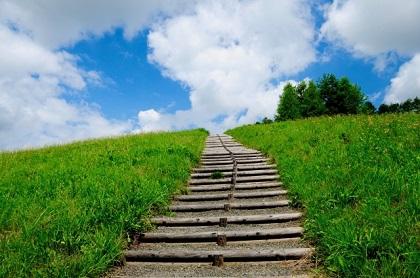 ビューティフルな階段を探しに行こう